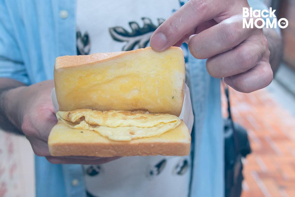 武廟阿嬤碳烤三明治