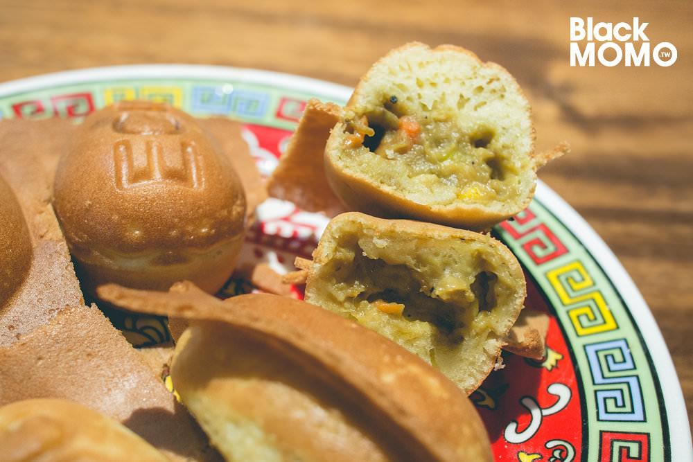油頭雞蛋糕×一銀仙草