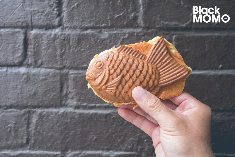 秣馬鯛魚燒
