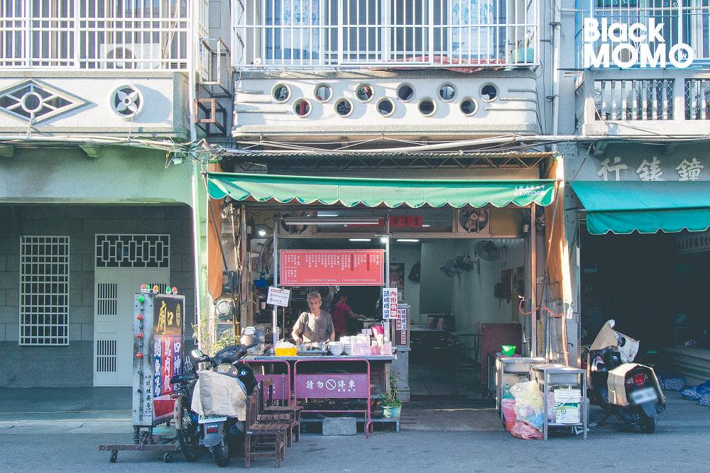 北港廟口鐹魚湯