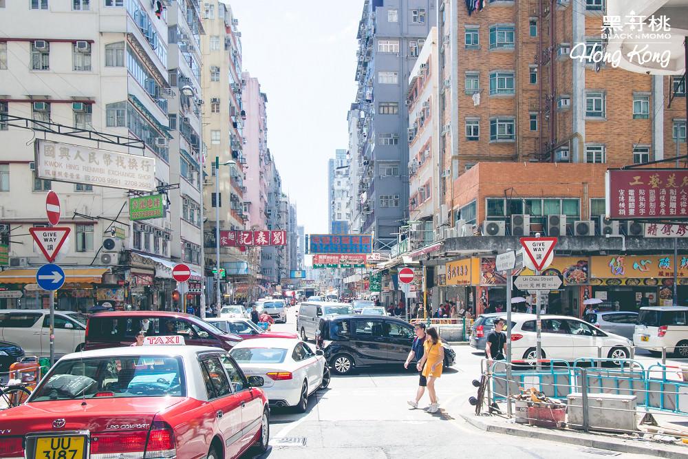 深水埗桂林街