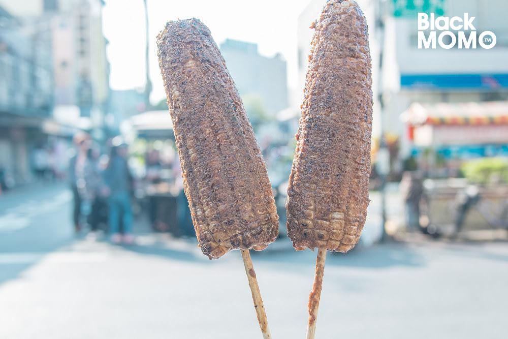 新榮路阿伯烤玉米