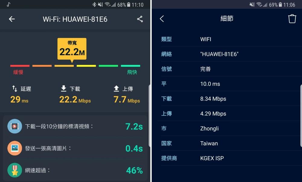 台灣租借WiFi分享器