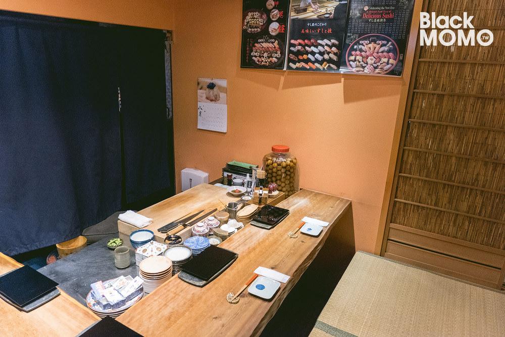 坐著做壽司本店