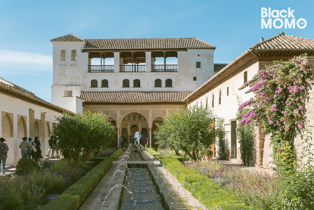 阿爾罕布拉宮 La Alhambra
