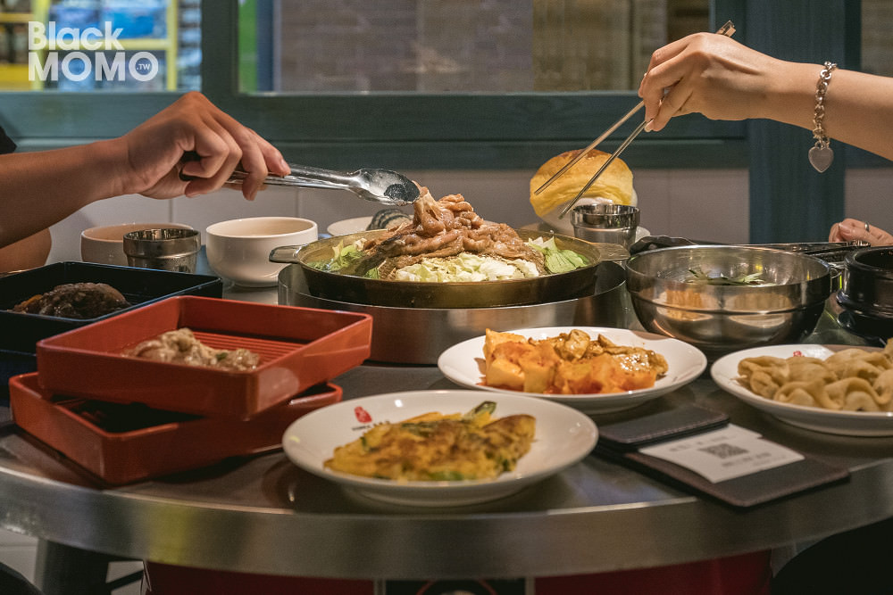 高麗園銅盤烤肉 大江店