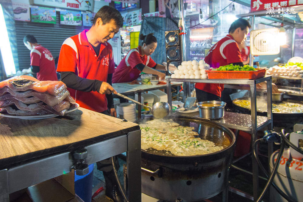 珍珍海產粥,嘉義文化路夜市美食