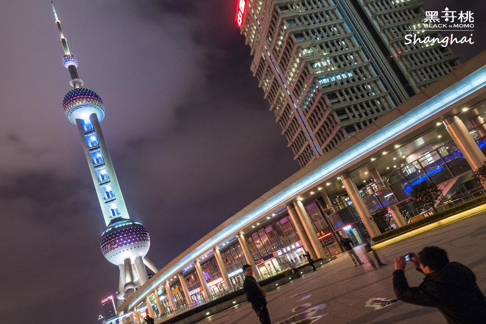 上海外灘,外灘夜景,黃浦江夜景,上海旅遊